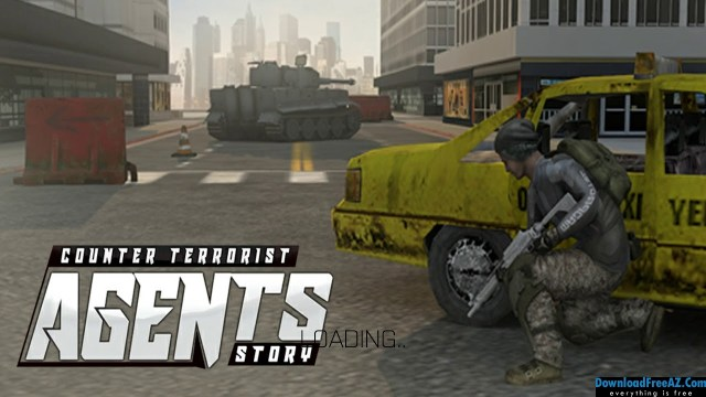 Download Free Counter Terrorist Agents Story + МOD (Free guns/characters) for Android