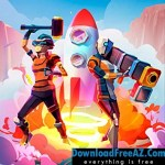 Download Rocket Royale + Mod (Free Shopping) for Android