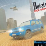 Download Dubai Car Crime City Grand Race Ramp + (Free Shopping) for Android