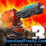 Download Defense Legend 3 Future War + (Mod Money) for Android
