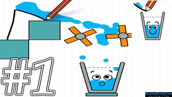 Download Happy Glass + (Mod Money All Water Face Pencil Purchased) for Android