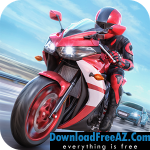 Download Racing Fever: Moto APK MOD + Data Android Free Download