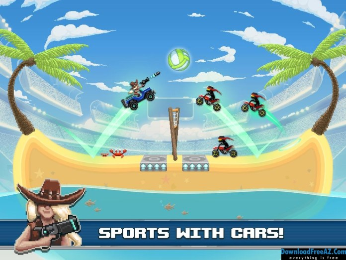 Download Drive Ahead Sports + (Mod Money) for Android