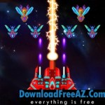 Download Galaxy Attack Alien Shooter + (Infinite Crystals Money) for Android