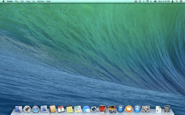 Where can you download Mac OS X Mavericks 10.9 for free