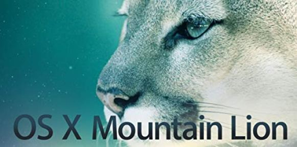 You can download MAC OS X Mountain Lion (10.8) for free