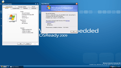 Windows Embedded POSReady 2009 Desktop