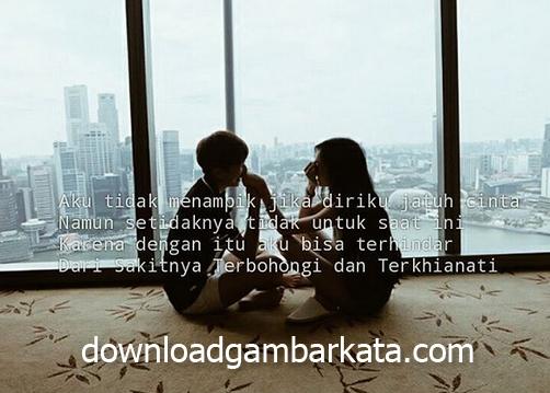 Gambar Kata Galau Edisi Terkini  Download Gambar Kata