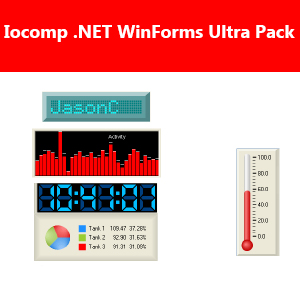 Iocomp Components Full Sources Product 4.0.4 SP2 Delphi Rio Free download