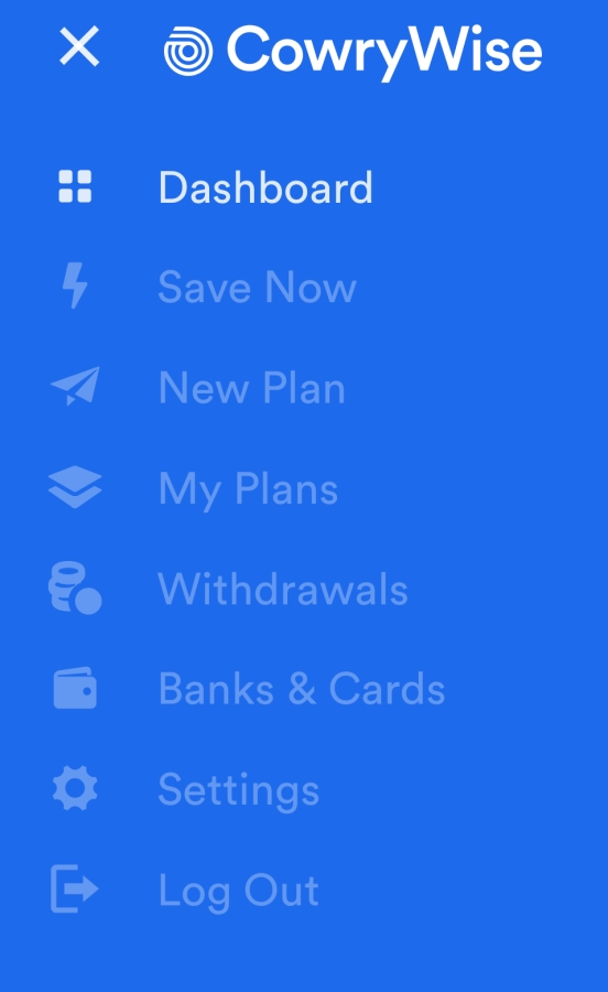 Download Cowrywise App