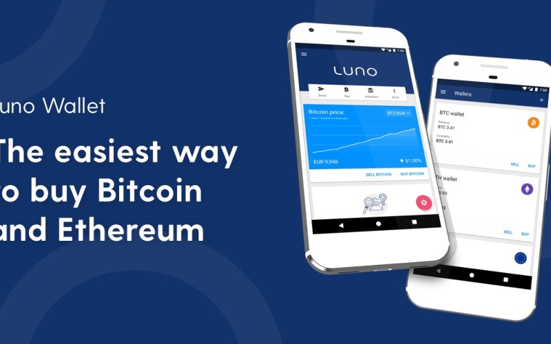 Download Luno App Android - Blockchain Wallet for Bitcoin & Etherum