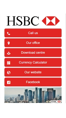 HSBC Canada Mobile App