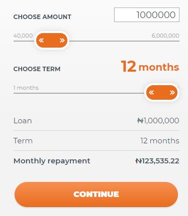 renmoney loan interest calculator