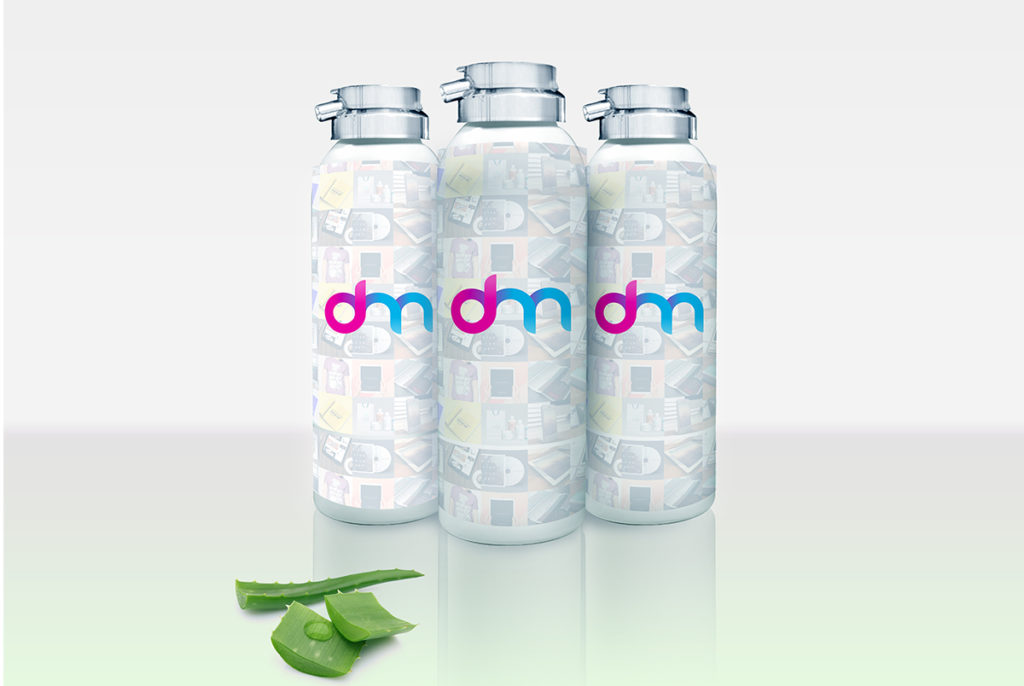 Cosmetic Bottle Packaging Mockup Free PSD  Download Mockup