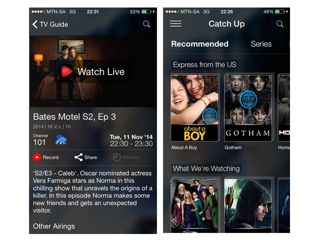 DSTV Mobile App Download