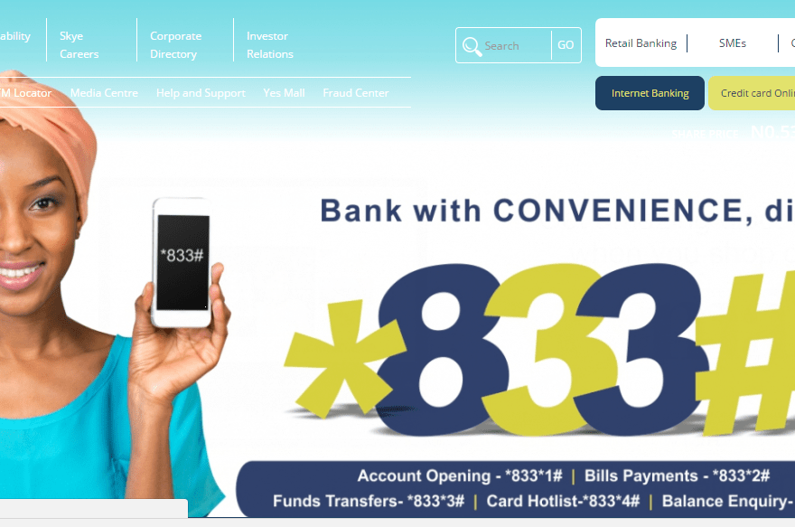 Download Skye Bank Mobile App For Android APK