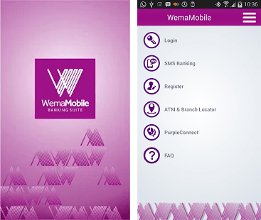 Download WemaMobile Banking Suite Application