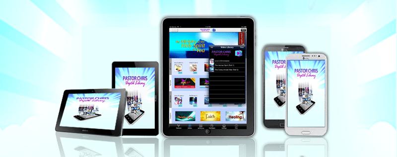 Pastor Chris Digital Library App Download