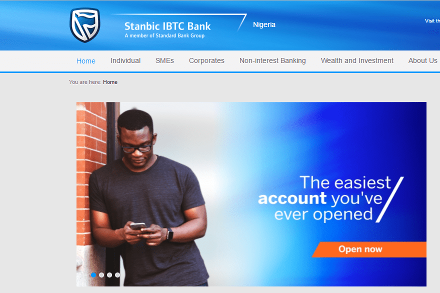 Stanbic IBTC Mobile App Download Android