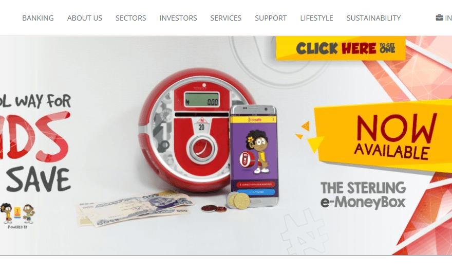Sterling Bank Mobile Banking App