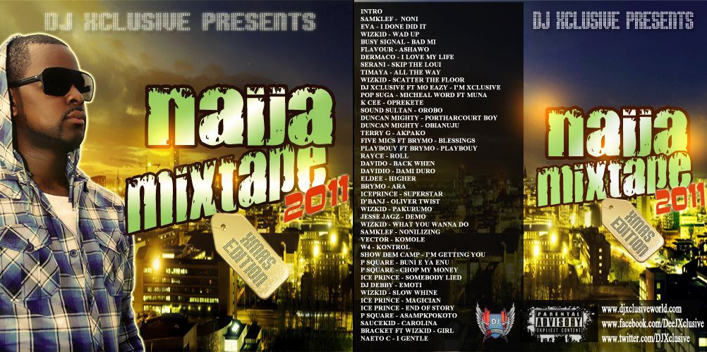 Download Latest Naija DJ Mix For Party Dance