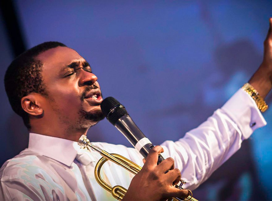 Download Nathaniel Bassey Latest Songs MP3