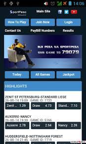 Download Sportpesa Betting App