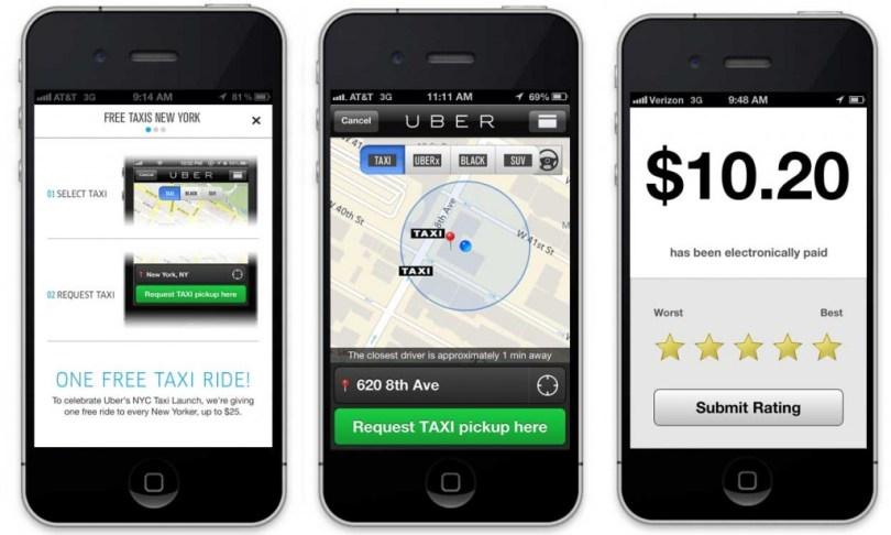 Download Uber Nigeria App Cab Booking