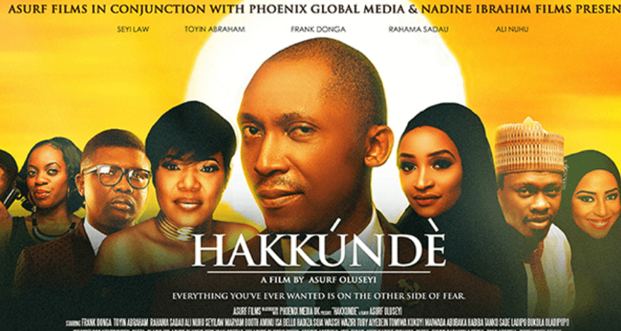 Watch & Download Hakkunde Nigerian Movie trailer