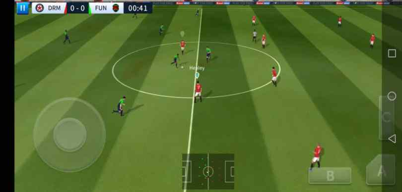 Download Dream League Soccer APK