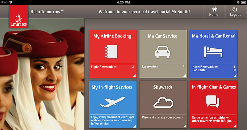 Emirates Airline App Download For Android