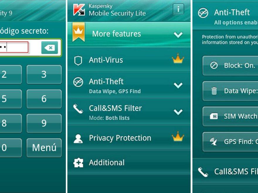 Kaspersky Mobile Antivirus APK App Download