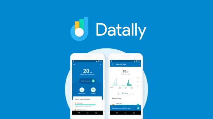 Download Datally App From Google Data Saving