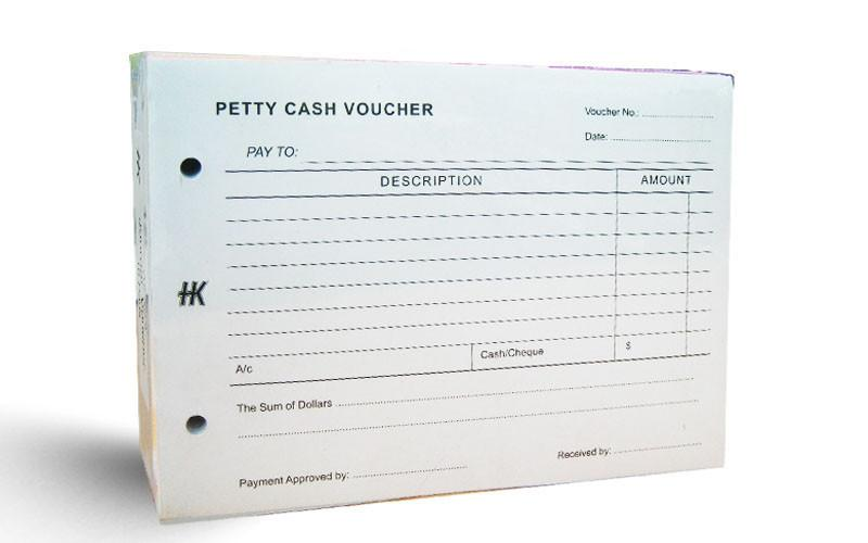 Petty cash software