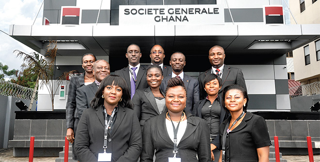 SG-SSB Ghana Internet & Mobile Banking Application