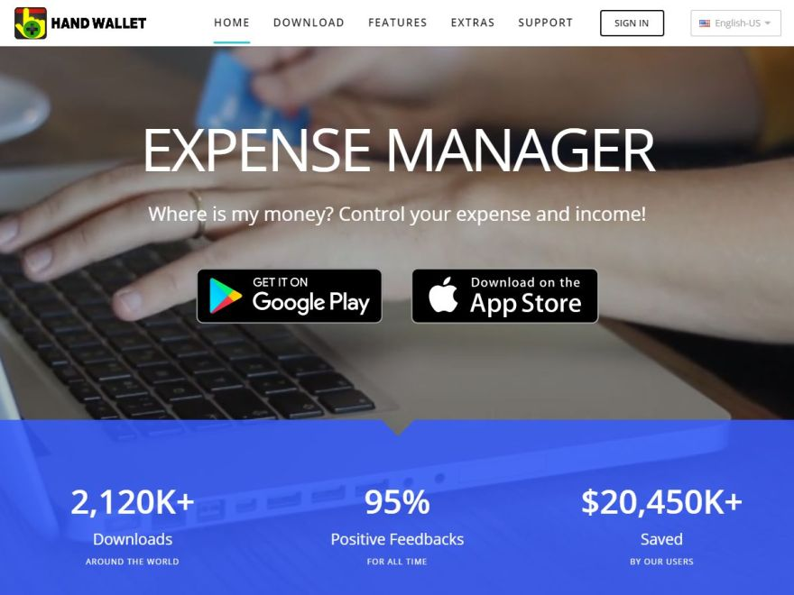 Download Expense Manager Software For PC & Android