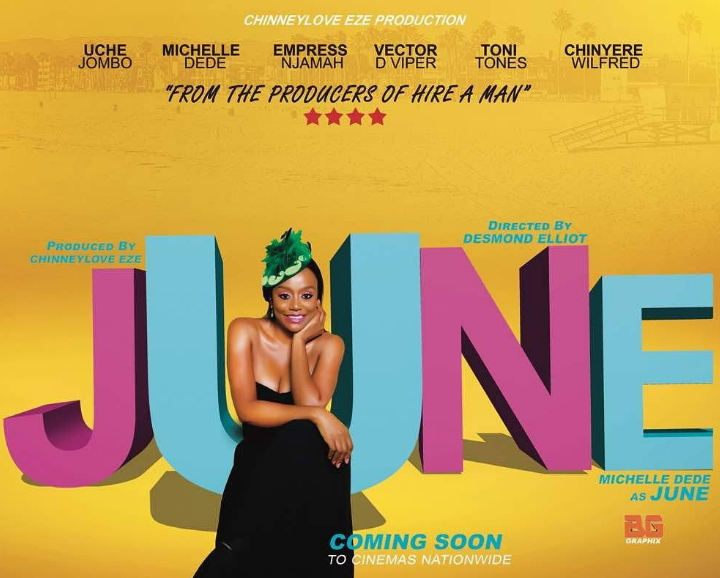 "The Movie ""June"" – Watch Latest Nigerian Nollywood Movie"