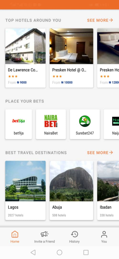 Download Jumia One Mobile App