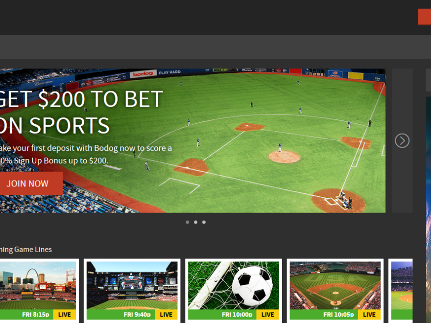 Bodog Sports Betting App Download