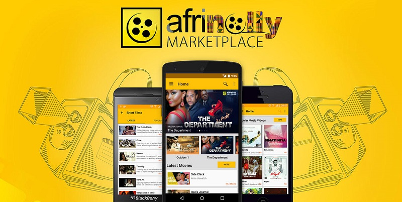 Get Afrinolly Mobile App & Watch Latest Nollywood Movies and Trailers