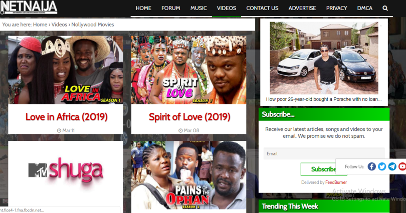 Download NetNaija Movies