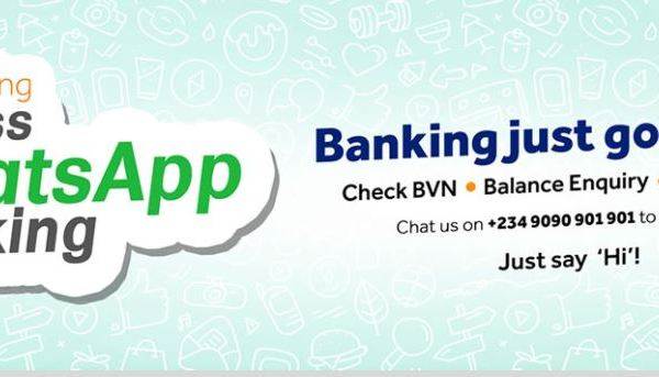Access Bank Whatsapp Banking