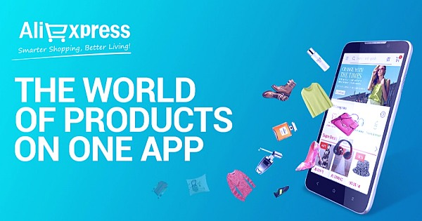 AliExpress Mobile App Lets You Shop and Import from China