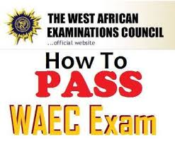 How to Pass WAEC At One Sitting