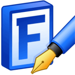 FontCreator Professional Crack logo