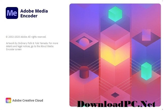 Adobe Media Encoder CC 2020 Crack Free Download