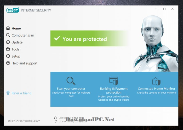 ESET Internet Security Full Version Free Download