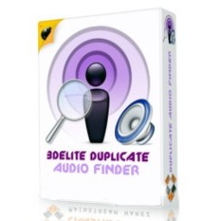 3delite Duplicate Audio Finder Cracked