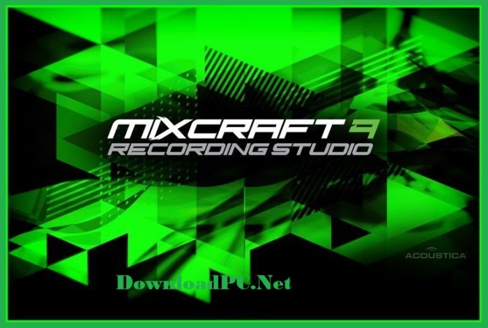 Acoustica Mixcraft Recording Studio Full Version Cracked