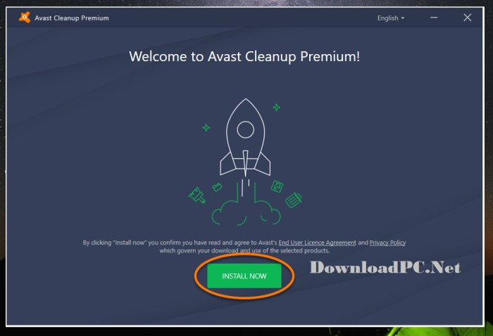 Avast Cleanup Premium Full Version Download Interface